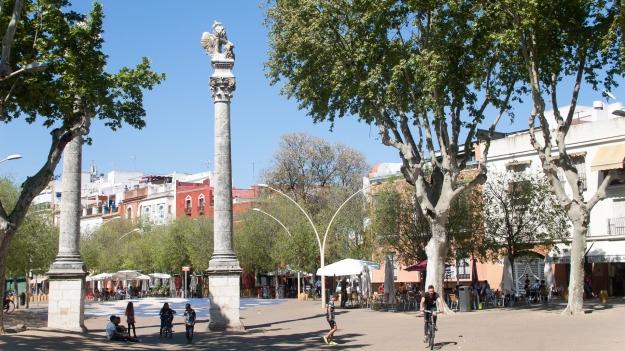 woensdag - Sevilla